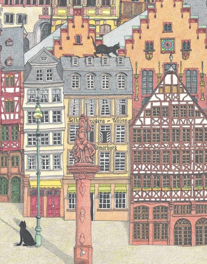 Frankfurt Stadtansichten