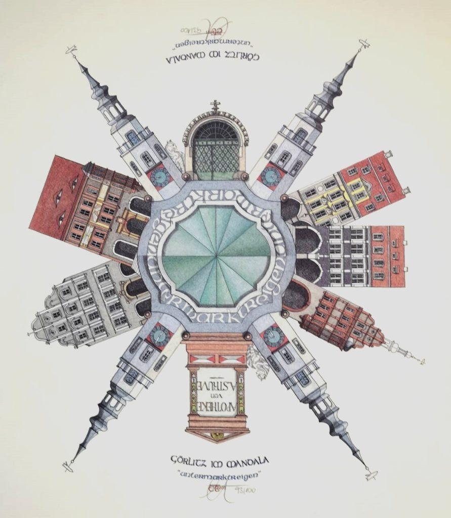 Görlitzer stadtansichten